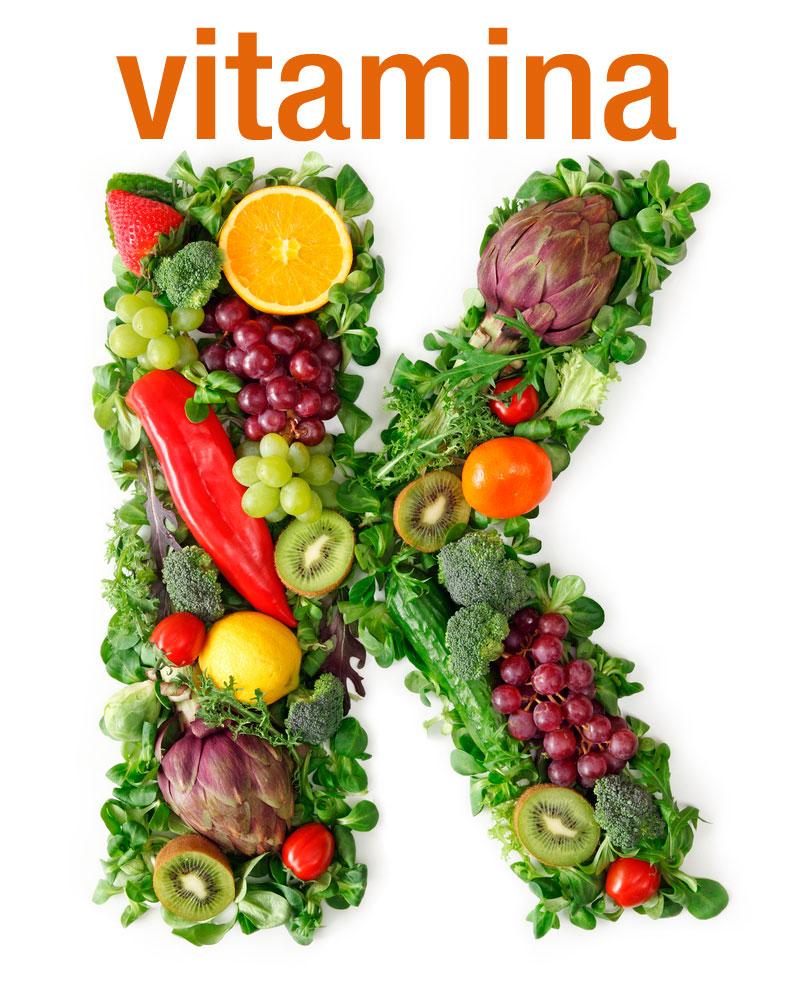 Resultado de imagen de vitamina k