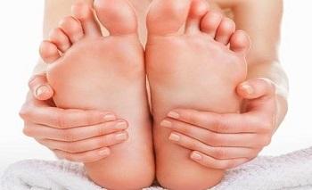 Artritis en la planta de los pies